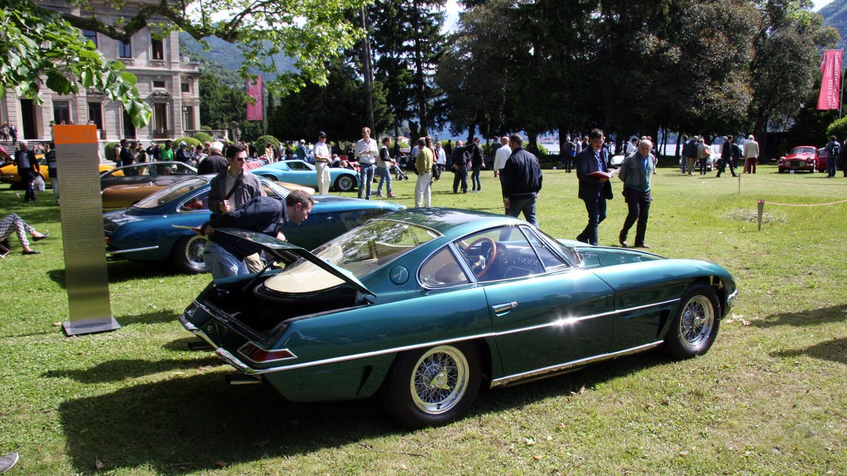 First Lamborghini Ever Made >> The First Lamborghini Ever Made Is An Amazing Bastard Child