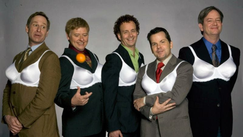 Illustration for article titled The Kids In The Hall