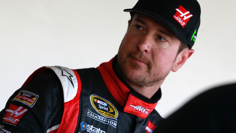 Illustration for article titled NASCAR Driver Kurt Busch Will Not Be Charged For Domestic Assault