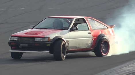 This Guy May Have Built An Indestructible Toyota Corolla Ae86