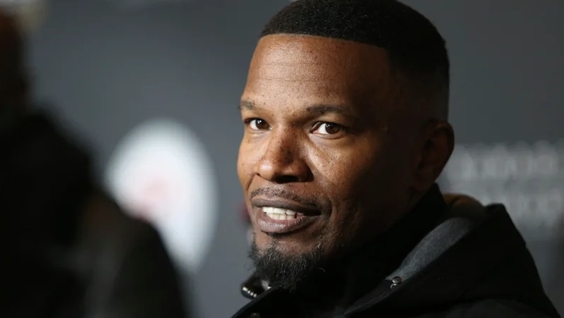 Illustration for article titled Jamie Foxx Would Like to Have a Word