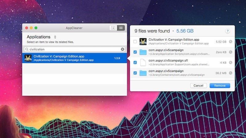 Use AppCleaner to Reset Any Mac App Back to Its Default Settings