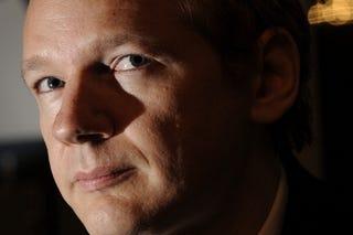 WikiLeaks founder arrested.