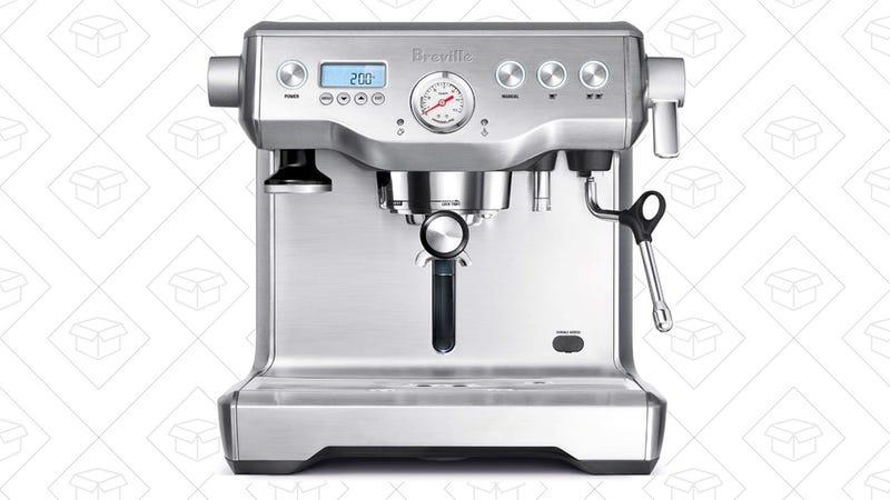 Breville BES920XL Dual Boiler Espresso Machine | $1,000 | Amazon