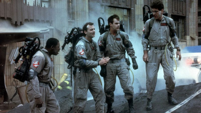 Illustration for article titled Chicago, see a special anniversary screening of the original Ghostbusters