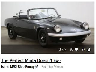 Illustration for article titled If I had a Dollar for Every View on My Miata Post...
