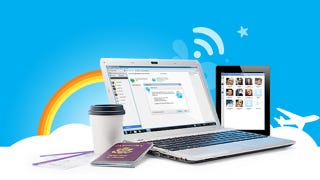 Illustration for article titled Skype Is Giving Away Free Wi-Fi in Airports for the Holidays