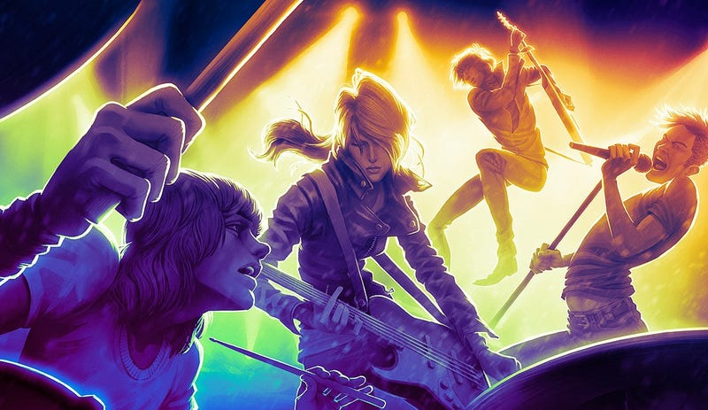 Illustration for article titled Harmonix Employees Caught Posting Amazon Reviews For Rock Band 4