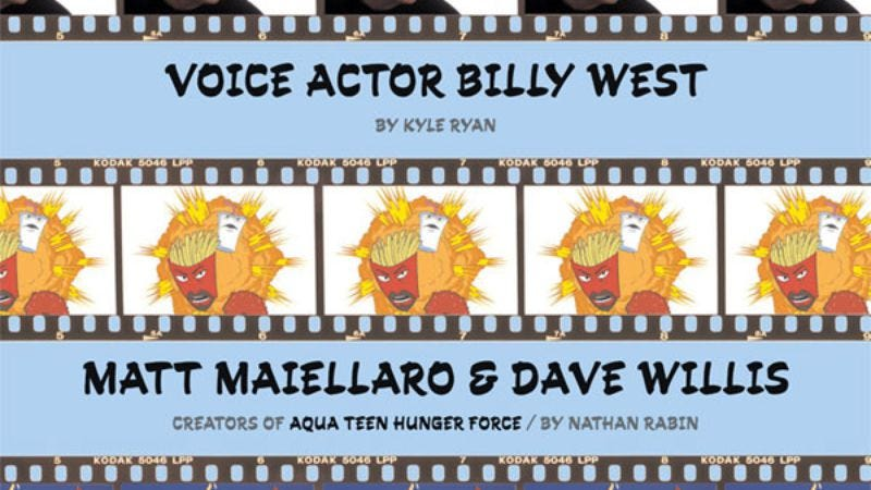 Illustration for article titled Billy West