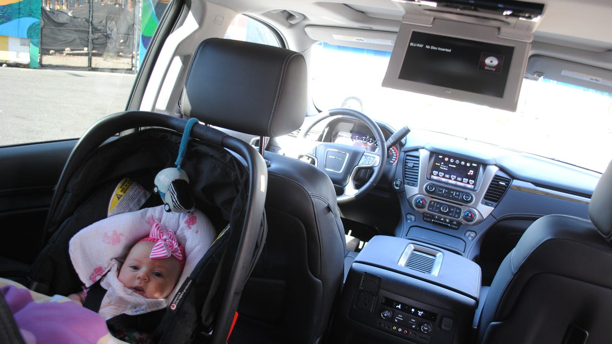 2016 GMC Yukon Denali: Will It Baby?