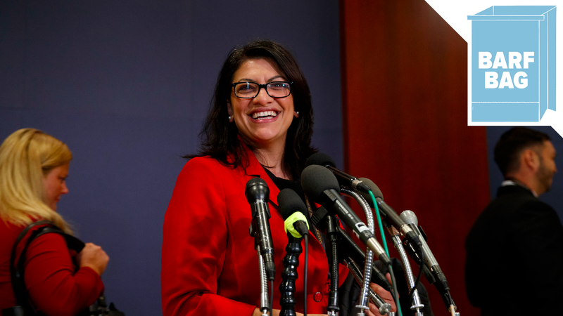 Illustration for article titled Rep.-Elect Rashida Tlaib Endorses BDS Movement, Will Lead Delegation to West Bank