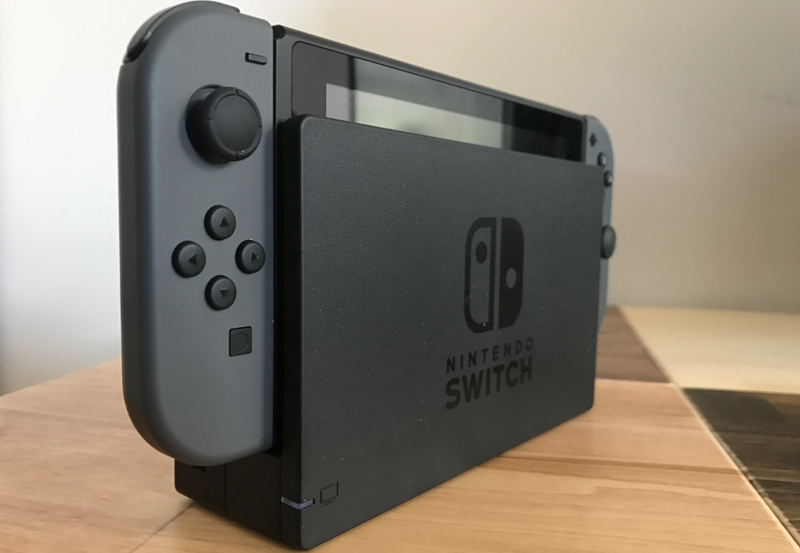 Nintendo Switch outsells Xbox One, PS4 in April 2017 sales in US