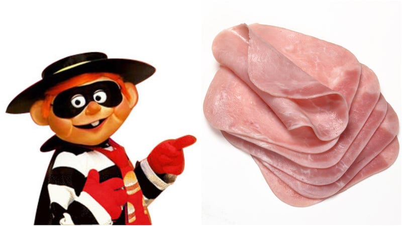 Illustration for article titled Ohio grocery employee allegedly ate $9,200 worth of stolen ham over several years