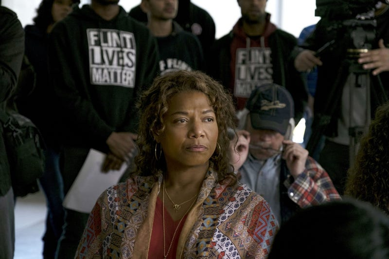 Queen Latifah in Flint film (Lifetime)