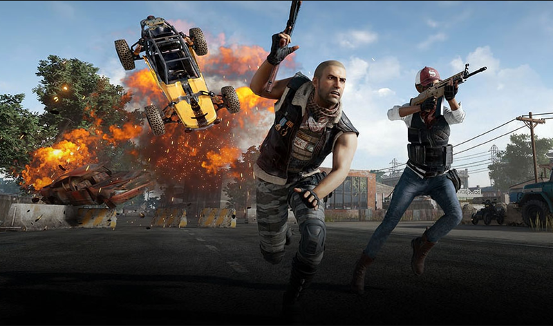 Tencent will distribute PlayerUnknown's Battlegrounds in China