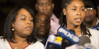 The family of Miriam Carey (Michael Graae/Getty Images)