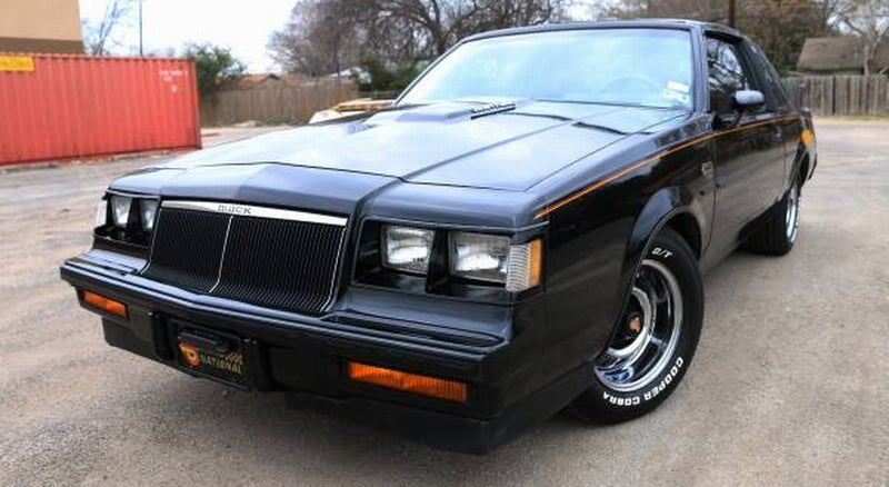 could this 1986 buick grand national pull 15 750. Cars Review. Best American Auto & Cars Review