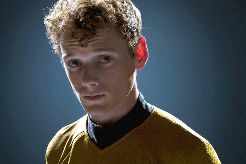 Publicity photo for Star Trek