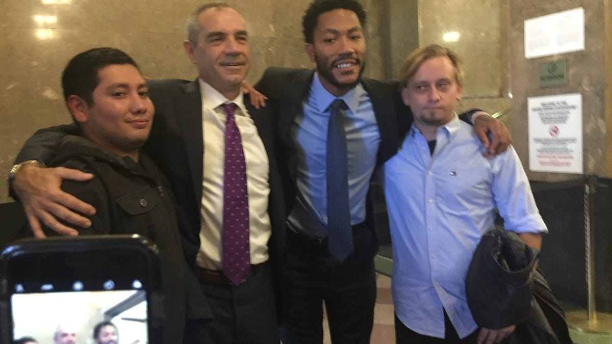 54862062c5c Derrick Rose Found Not Liable In Civil Rape Trial  Updated