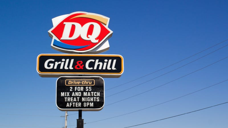 Illustration for article titled For the record, Dairy Queen burgers are not made of human flesh