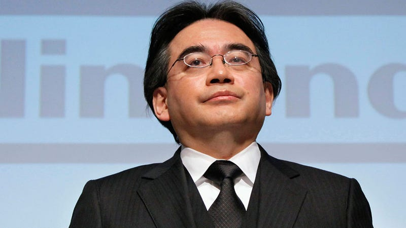Illustration for article titled Nintendo Chief: Mario Is Part Of Gamers' DNA