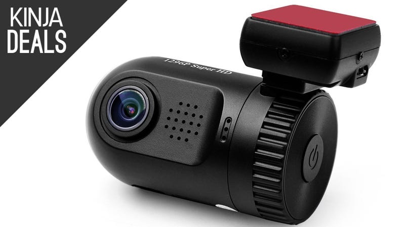 Illustration for article titled This Accident-Sensing Dashcam is Only $80
