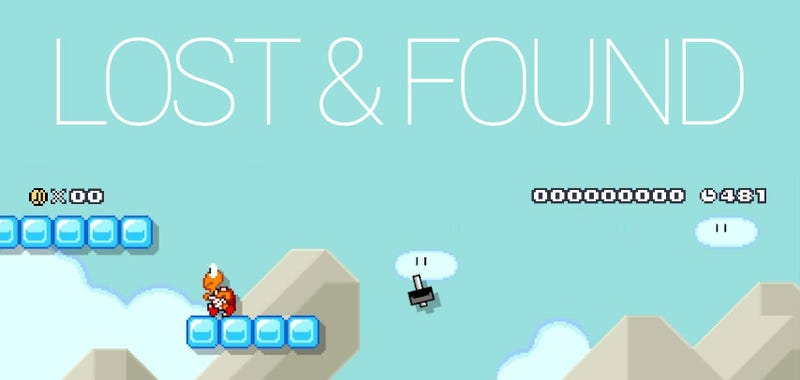 Illustration for article titled Lost Mario Levels Remade In Super Mario Maker