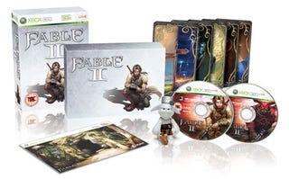 Illustration for article titled Rumor: Fable II CE Release Gets Bonus Last Minute Screw Up