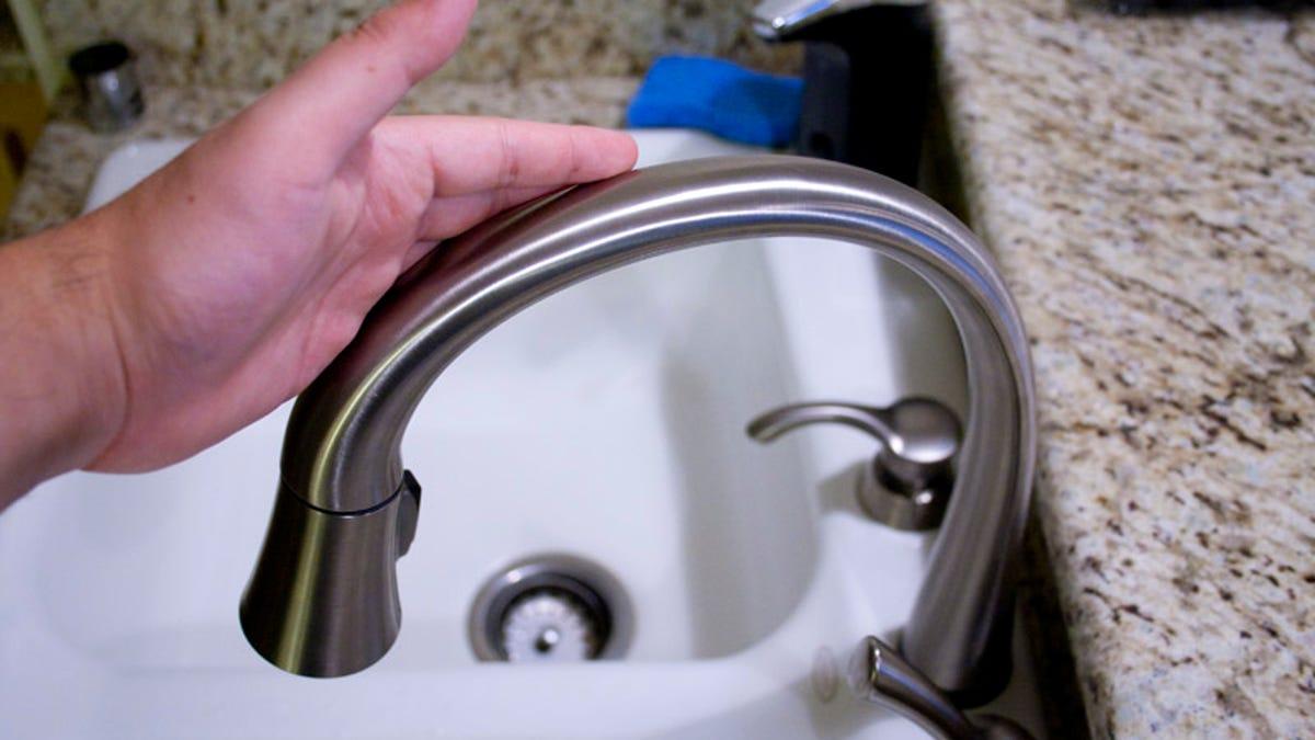 Delta Touch-Sensitive Faucet Review
