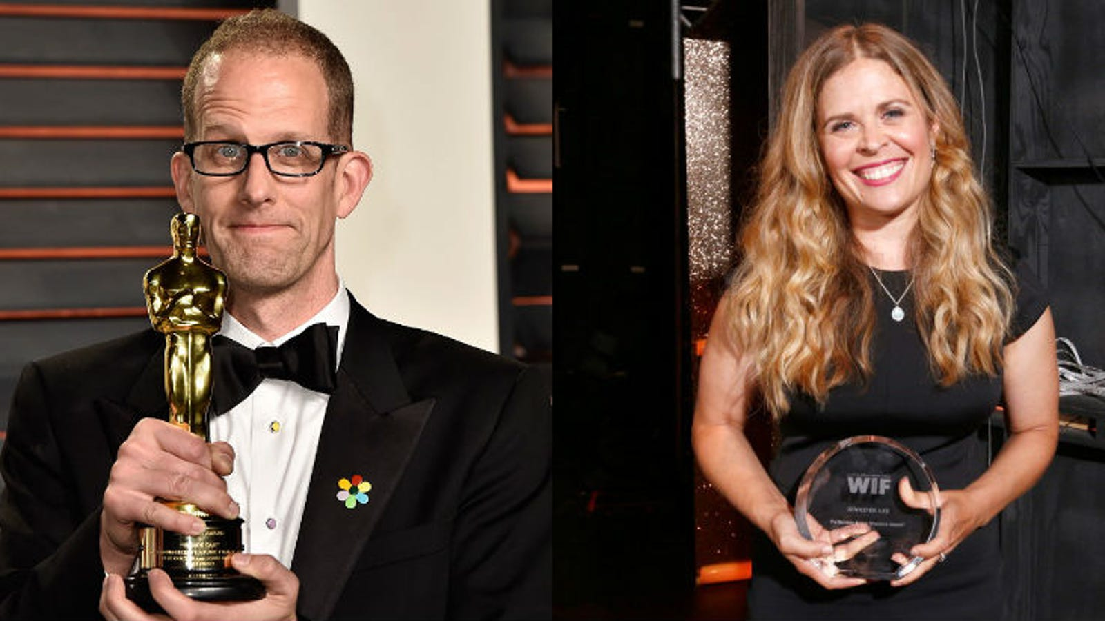 Jennifer Lee and Pete Docter Will Replace John Lasseter as Disney and Pixar's New Heads