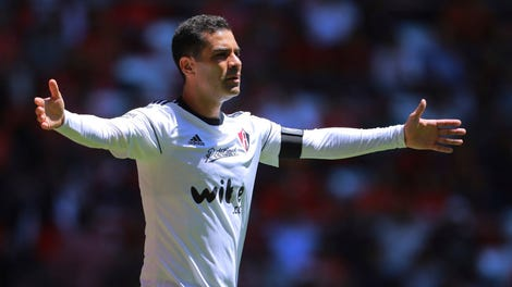 ba96da80a Mexican Soccer Star Rafael Márquez Sanctioned By U.S. For Ties To Drug  Kingpin