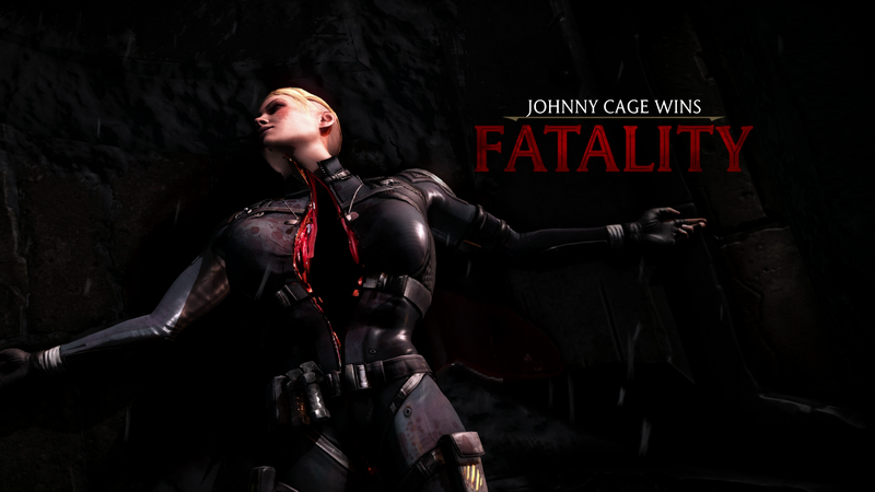 Illustration for article titled Mortal Kombat X's Familial Fatalities Have Got Me Down