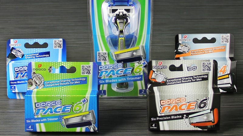 Dorco Pace Trial Pack, $18 with code KINJA116