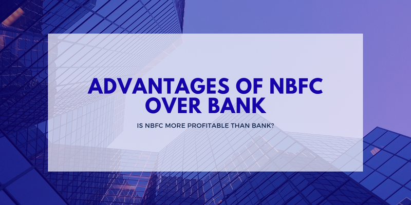 Illustration for article titled Is NBFC More Profitable Than Bank? Advantages Of NBFC | LawyerINC
