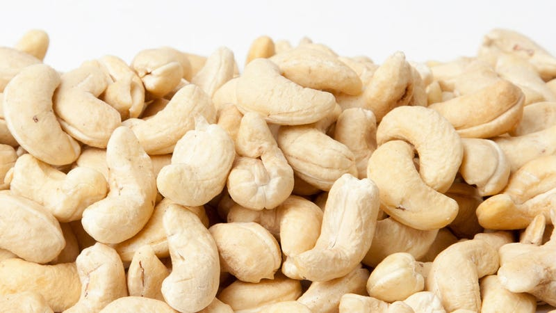 These nuts are $9.50 a pound, which is a very fair price for raw cashews.