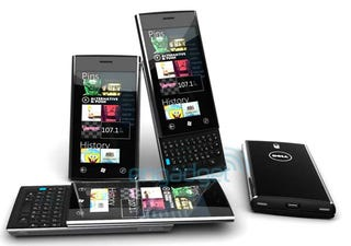 Illustration for article titled Dell Lightning Is a Beauty Who Runs Windows Phone 7