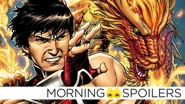Shang-Chi Set Footage Gives Us a Glimpse of Marvel s Newest Hero