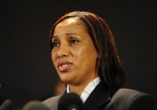 Nafissatou Diallo (Getty)