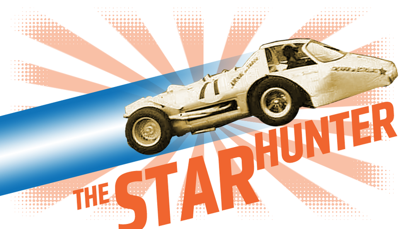 Illustration for article titled There Really Was A Cab-Forward Racecar And It Was Wonderfully Insane