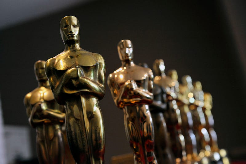 Oscar statuettesToby Canham/Getty Images