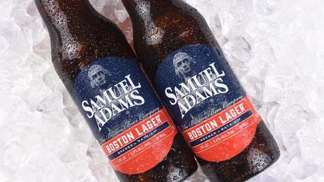 Get Free Beer Money from Sam Adams for Being Vaccinated