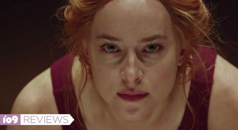 Dakota Johnson shines in the excellent remake of Suspiria.