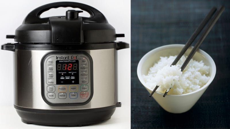 Illustration for article titled I'm furious the Instant Pot makes better rice than my expensive Asian rice cooker