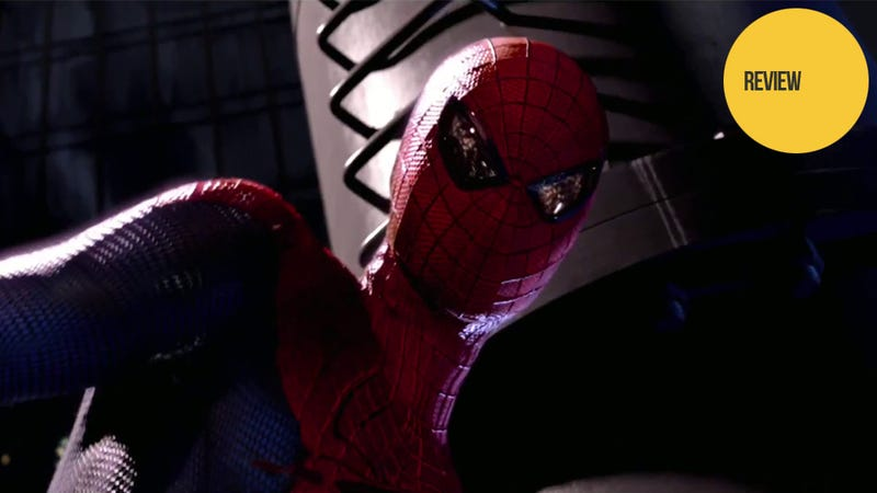 Illustration for article titled The Amazing Spider-Man Film is… Well… Amazing!