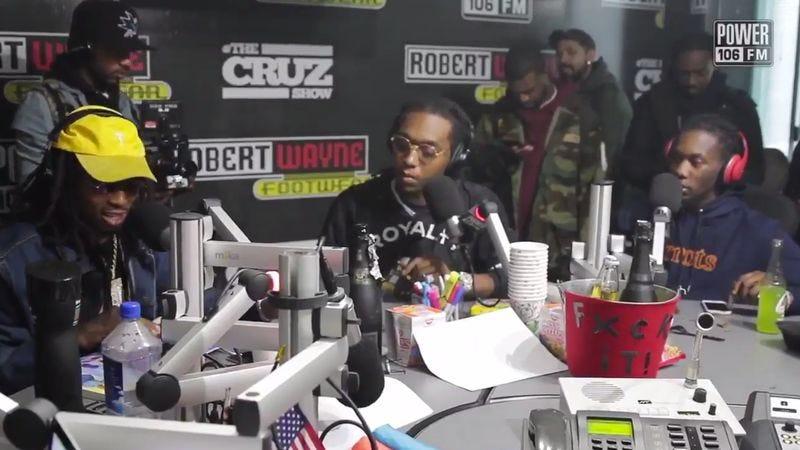 (Screenshot: The Cruz Show)