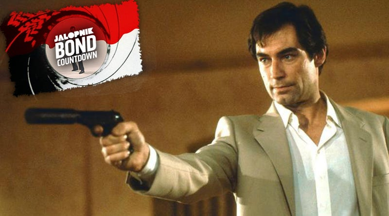 Illustration for article titled The Living Daylights: The Good Bond Movie You Can Never Remember The Name Of