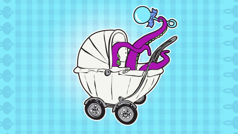 Illustration for article titled Your Baby Is Ugly. Deal With It.