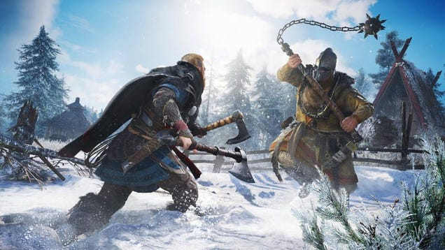 Amazon s Buy 2, Get 1 Free Gaming Deal Includes Assassin s Creed Valhalla, Call of Duty: Black Ops Cold War