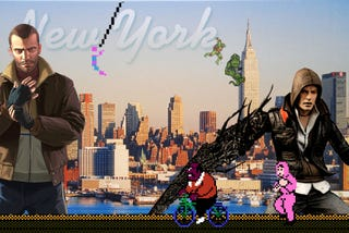 Illustration for article titled Is New York Overplayed?