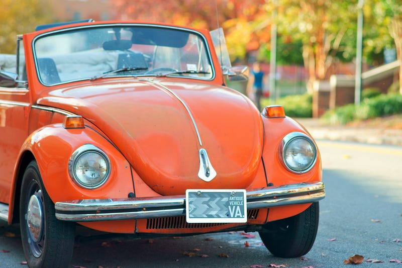 Illustration for article titled VW Beetle